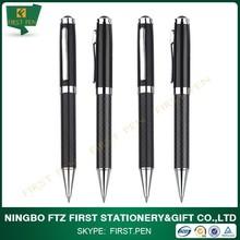 FIRST Y041 Good Quality Metal Pen Set/Ball Pen Roller Pen Set For Business