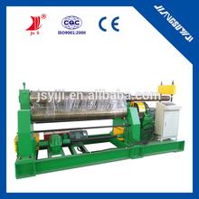Jiangsu Yiji mechanical 3-roller symmetrical plate rolling machine W11-6*2000