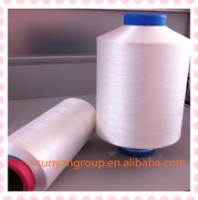 PBT high elastic yarn used in various fields of clothing