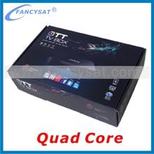 Amlogic S802 quad core amlogic m8 android tv box 4k 3d m8 ott tv box 2gb