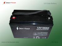 solar panel lead acid battery deep cycle battery 12v33ah for solar energy system