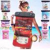 2014 hot selling cartoon waterproof phone bag for iphone,samsung