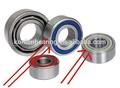D'importants stocks de contact angulaire roulement à billes type 7000c 7000ac 7200c 7200ac 7200b 7300c 7300ac 7901c 7901ac