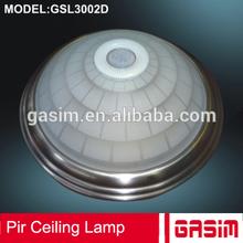 120 degree 12 volt t8 tube automotive sensor light