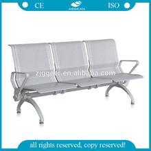 Cheap & high quality AG-TWC004 hospital waiting plastic chairs