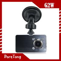Factory direct 170 degree 5M CMOS G-sensor 1080P G2W car dvd player with reversing camera