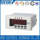 Digital intelligent single-phase analog frequency electric frequency meter