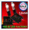 HID xenon kit H1 H3 H4 H7 H8 H9 H10 H11 H13 9003 9004 9005 9006 9007 880 881 5000K 6000K 8000K Electric Car Conversion Kit
