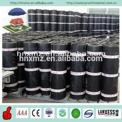 Polyester reinforced high quality asphalt roofing sheet