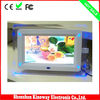7 inch TFT LCD, 480*800 2013 christmas picture frame gif digital sex photo frame