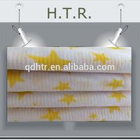 Star printed lightweight Viscoser fabric