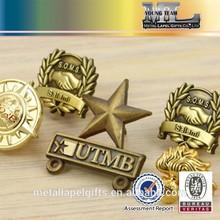 Factory Making Metal 3D Die Casting Lapel Pin,Die Cut Pins,Custom Logo Enamel Pins Badge