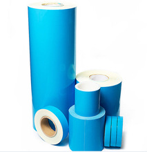 High Performance Blue Thermally Conductive Acrylic Double Sided Adhesive Transfer Tapes Pads