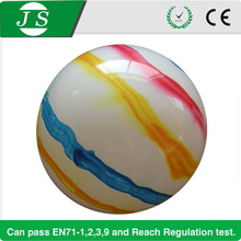 Popular new design christmas plastic ball ornaments