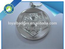 Custom low price nickel plated symbol medal of honor