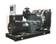 sdec fuel economy 100KW diesel generator set electronic mechanic type