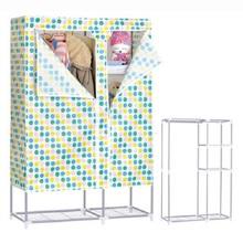 Sw mobília do quarto de armazenamento do armário home armário organizador rack armário venda quente simples mdf quarto guarda-roupa na china