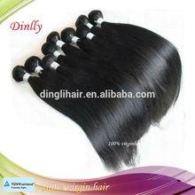 Qingdao dingli wholesale human hair with top quality for sale