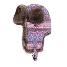 cheap customized hand crochet fancy winter child hat