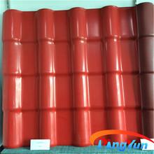 plastic spanish roof tile/synthetic spanish roof tile/plastic shingle roof