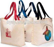 New Arrival cotton shopping bag& bag shop online