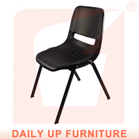 Black Seminar Chairs Metal Leg Classroom Chairs Lecture Hall Seating Wholesale Price with Free Shipment (50 chairs)to Australia