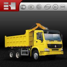 Cheaper than used trucks!Sinotruk 6X4 dump trucks better than beiben trucks for sale