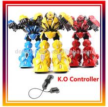 2.4Ghz RC Battle Robots Electric Power Controlled Battery Robot PK Flghting Remote Control Robot