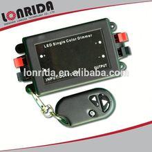 RF Remote 3 Key LED Dimmer