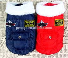 winter ski suit waterproof dog coat