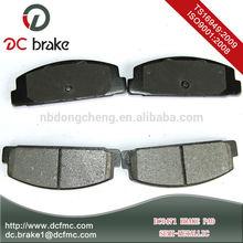brake pad adhesives no noise