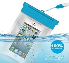 Transparent Bag for smart phone,waterproof bags