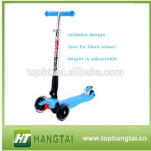 maxi mini 4 wheel scooter flicker kick scooter