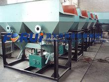 hot sale garnet processing equipment and garnet ore beneficiation plant to enrich garnet