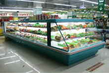 supermarket upright display cooler,supermarket vertical display refrigerator,supermarket upright display freezer