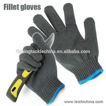 hot sale neoprene fillet fishing gloves