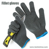 hot sale neoprene fillet fishing gloves