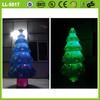 christmas tree decoration/led indoor inflatable christmas tree