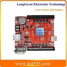 Ethernet Port LED Control Card Supports Network Port/USB Port for Stable Communication