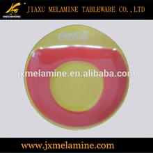 "10.5""round melamine coaster"