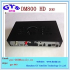 sunray4 dm800 hd se cable tv box linux system 800 se Cable HD tv box DM800hd se digital cable HD black box