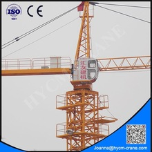 Model new construction mechinary old tower crane