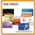 baratos tarjetas de crédito de tamaño tarjeta de rfid