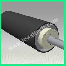 Mining transportation equipment belt conveyor bend drive drum pulley
