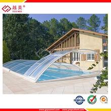 China swimming pool wall panels