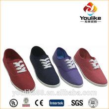 YL7798 Canvas Cheap Women Sneakers