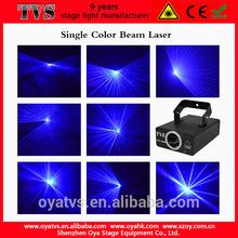 High quality blue beam laser light glove laser light