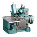 Gn1-6d medio- overlock de velocidad de la máquina de coser la costura fina y media- telas gruesas