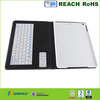 2014 functional 10 inch Bluetooth leather case keyboard for iPad Air