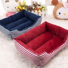 Retro sofa bed, luxury pet dog beds sofa shaped dog bed
